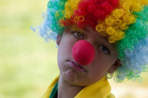 Frown Clown